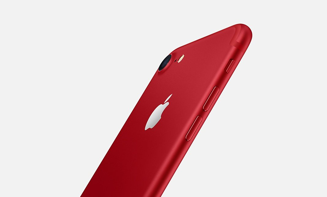 iPhone 7 & 7 Plus (PRODUCT)RED