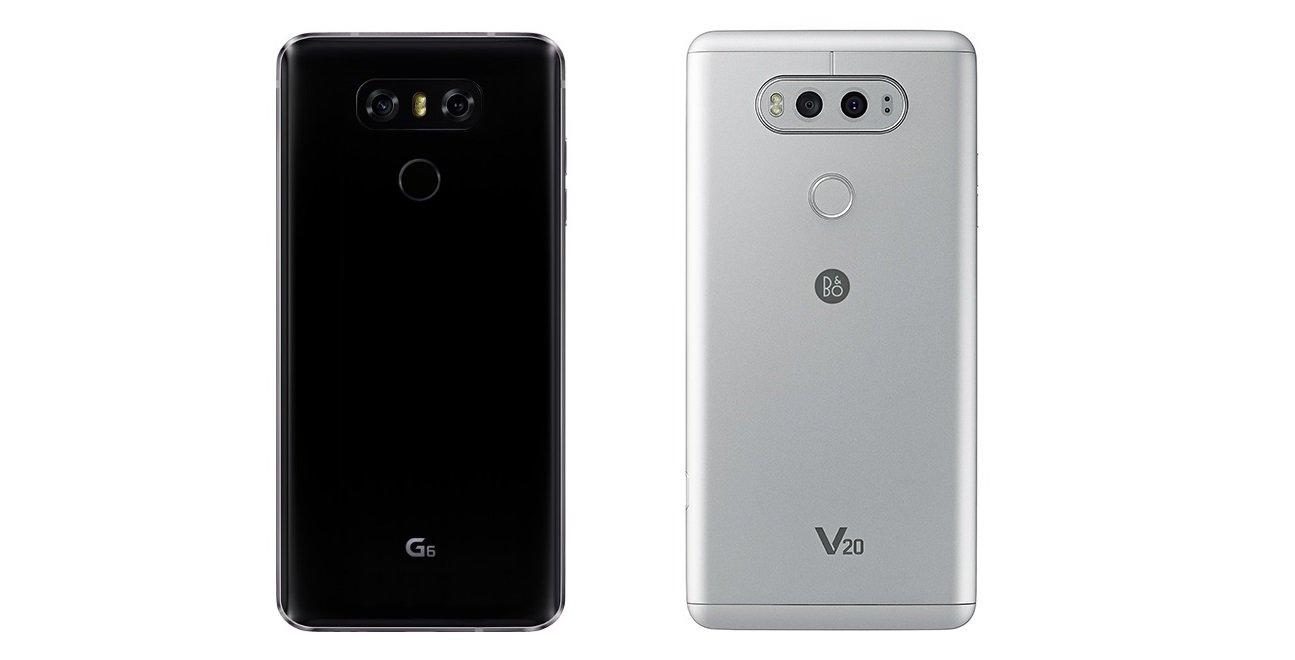 lg g6 lg v20