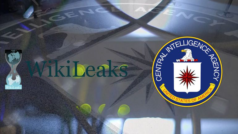 WikiLeaks CIA