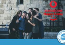 GizDeals - Vodafone Happy Friday