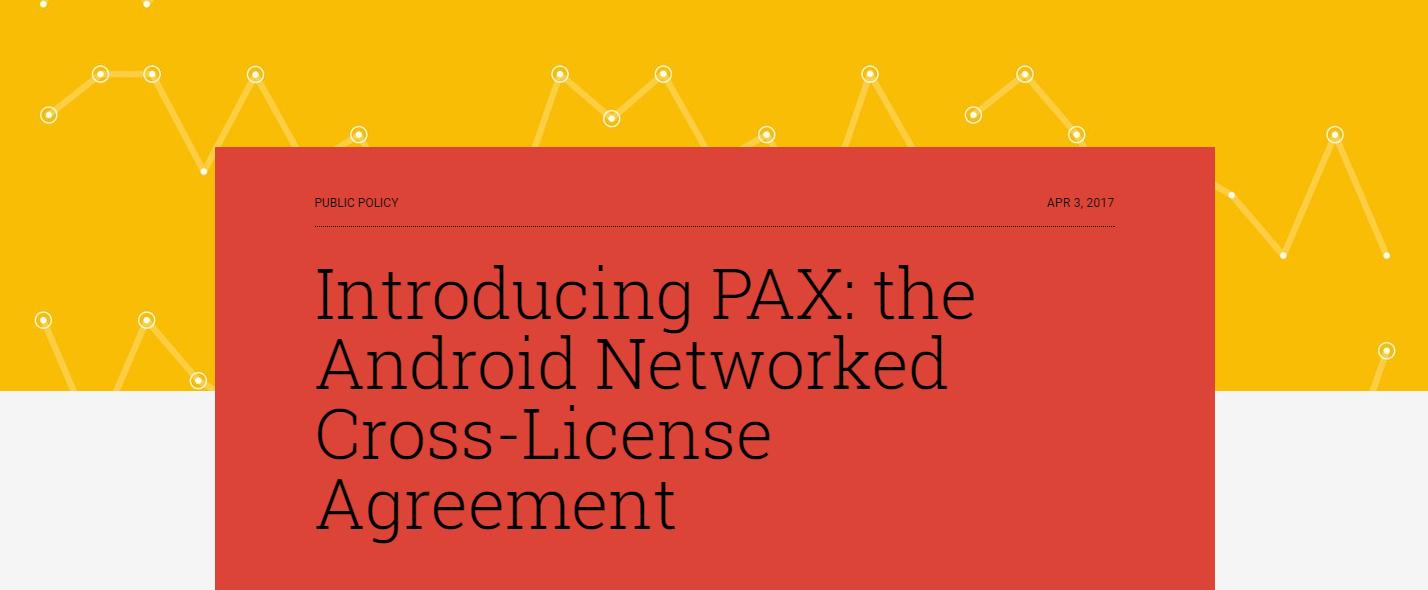google pax