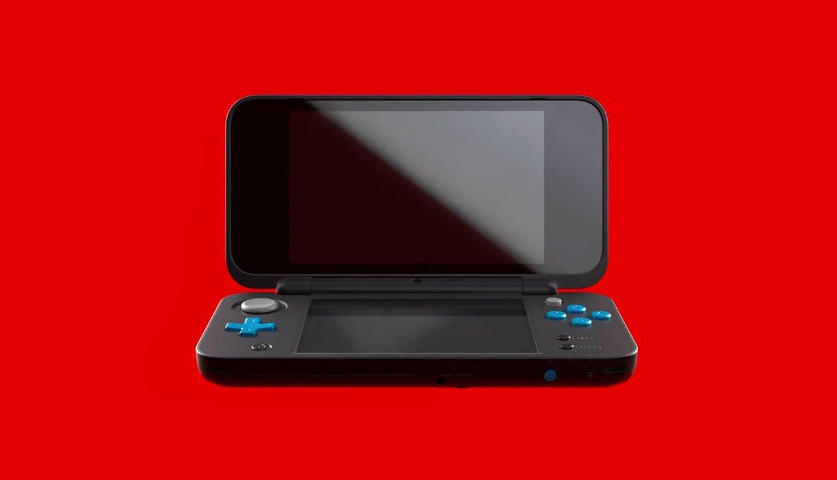 Nova Nintendo 2DS XL