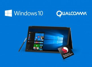 qualcomm snapdragon pc windows 10