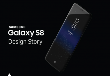 Samsung Galaxy S8 S8+ Milan Design Week
