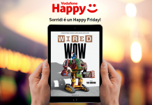 Vodafone Happy Friday Wired