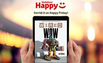 Vodafone Happy Friday Wired
