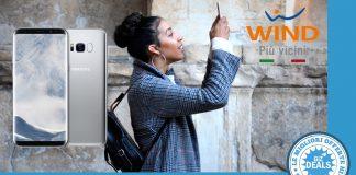 Wind Smartphone Box - Samsung Galaxy S8