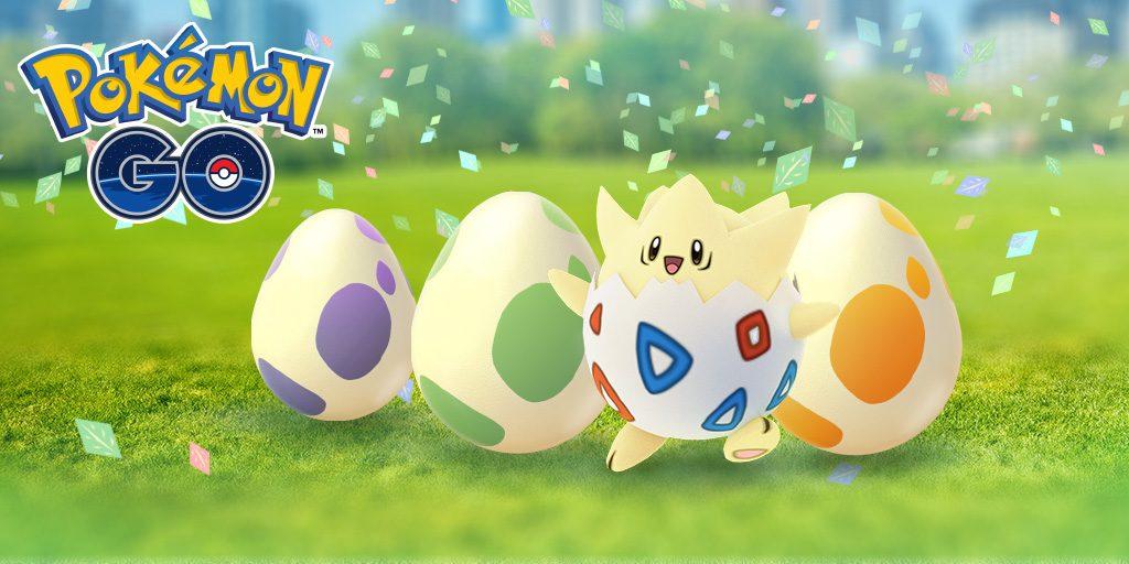 Oggi parte il Festival dell'Uovo di Pokémon GO!