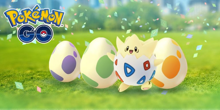Pokèmon GO festival dell'uovo