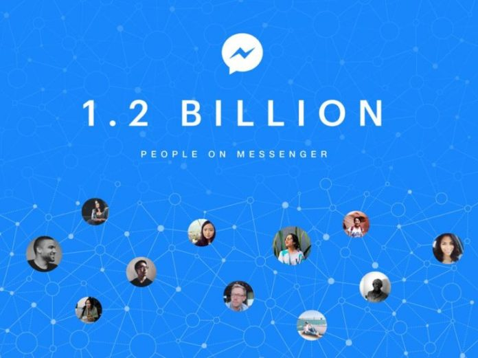 facebook messenger utenti
