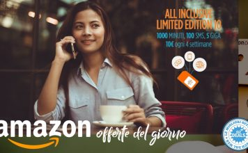 GizDeals - Wind All Inclusive Limited Edition 10 - Amazon