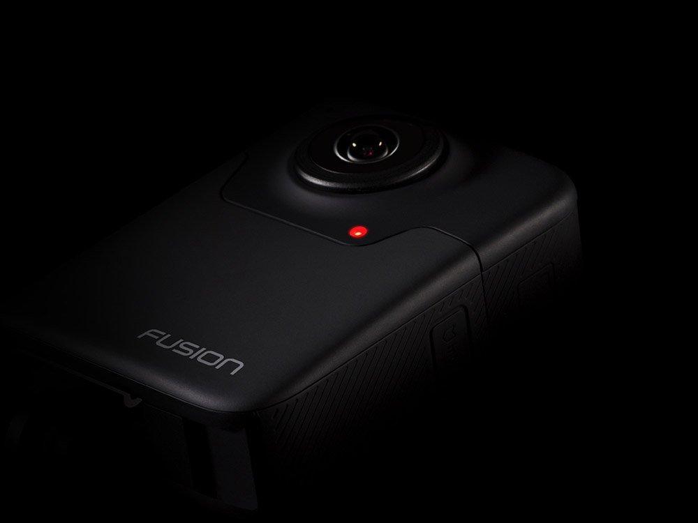 GoPro Fusion, foto e video a 360 gradi