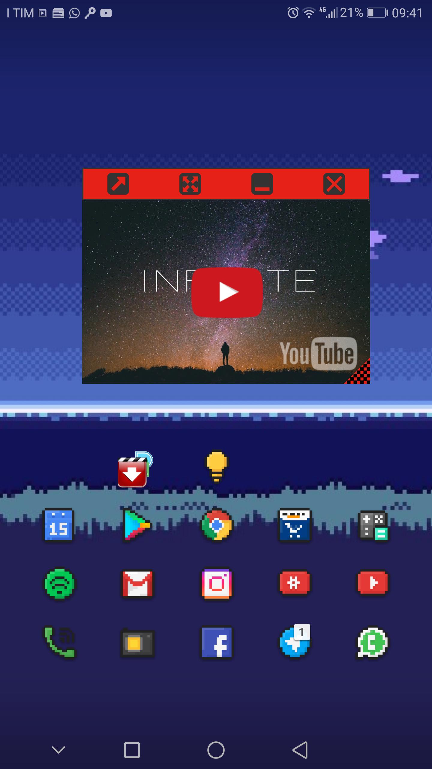 top 5 app - Floating Tube