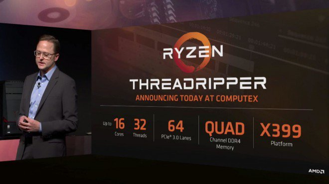 Threadripper AMD Ryzen