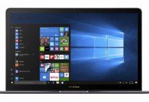 ASUS ZenBook Deluxe