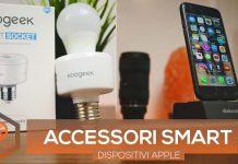 accessori per iPhone Dodocool Dock Koogeek SmartSocket