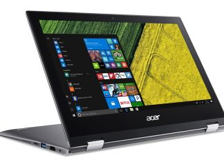 acer spin 1 2017