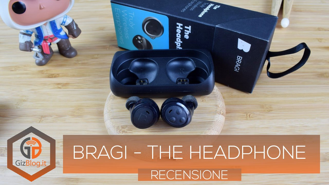 Bragi - The Headphone - Revisão do GizBlog