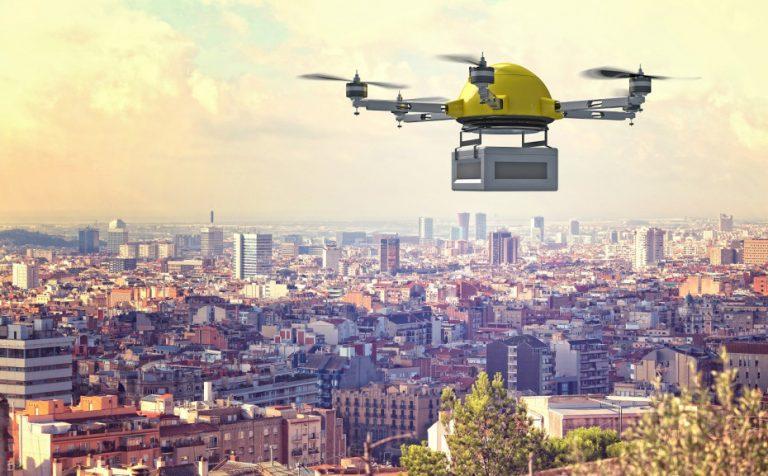 drone spedizioni