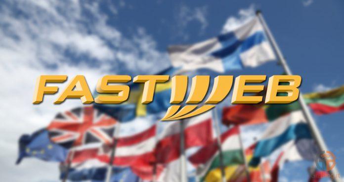 fastweb roaming europa