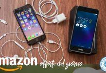 Offerte Amazon iPhone 7 128 GB Asus Zenfone 3 Max SSD