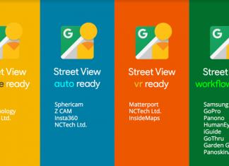 Google camera 360 Street View