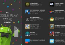Google Play Award Winners 2017