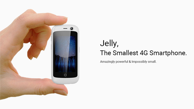 jelly smartphone