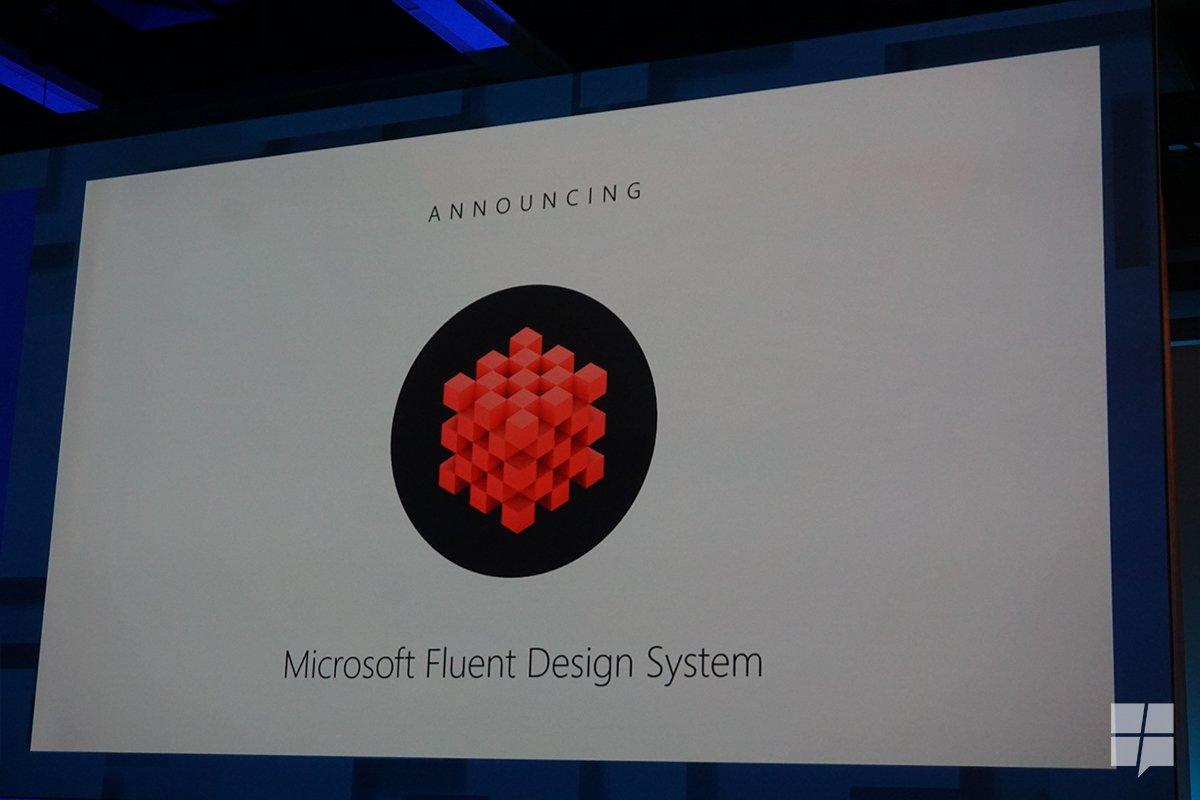 proyecto de diseño microsoft fluido neón