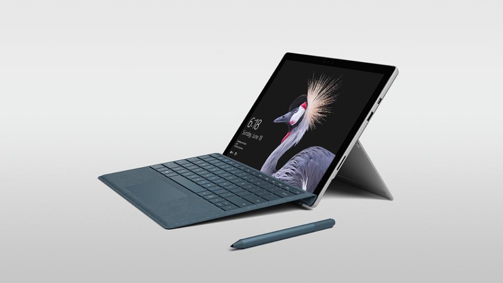 Microsoft Surface Pro 2017