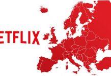 netflix europa