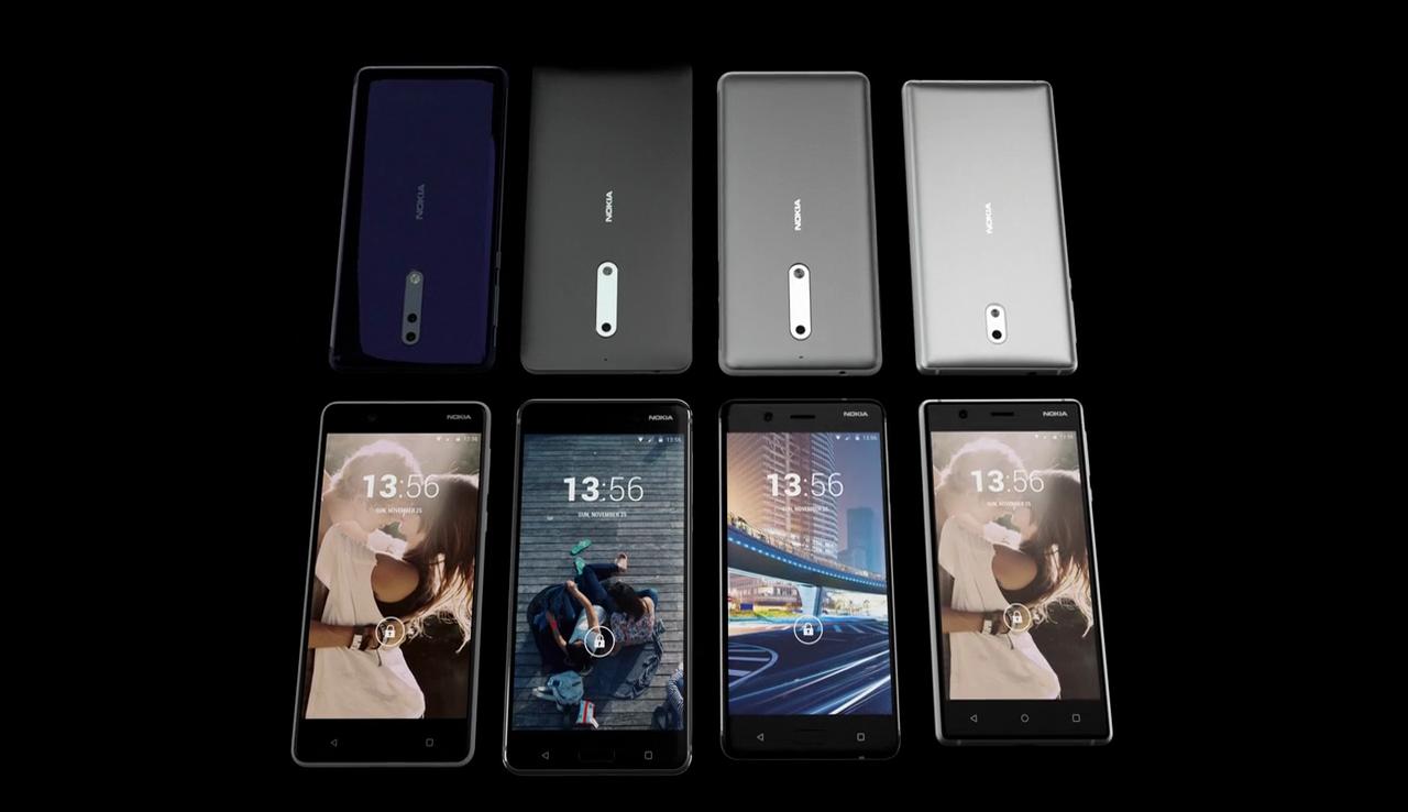 Nokia 8: top gamma con doppia cam e ottiche Zeiss | Prima immagine