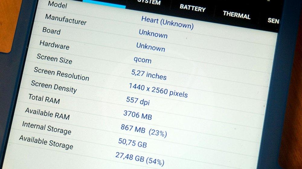 Nokia 9 appare su AnTuTu