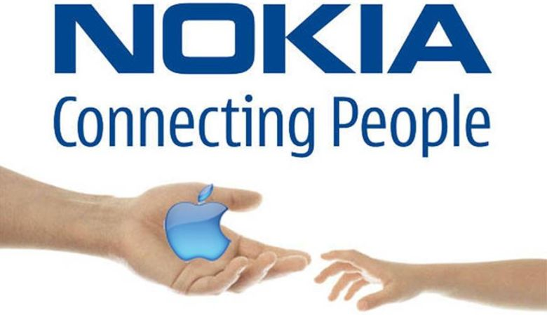 Apple e Nokia? Pace fatta!