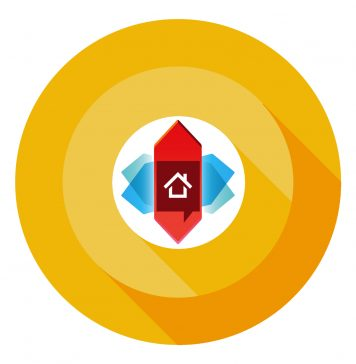 nova launcher notifiche android o