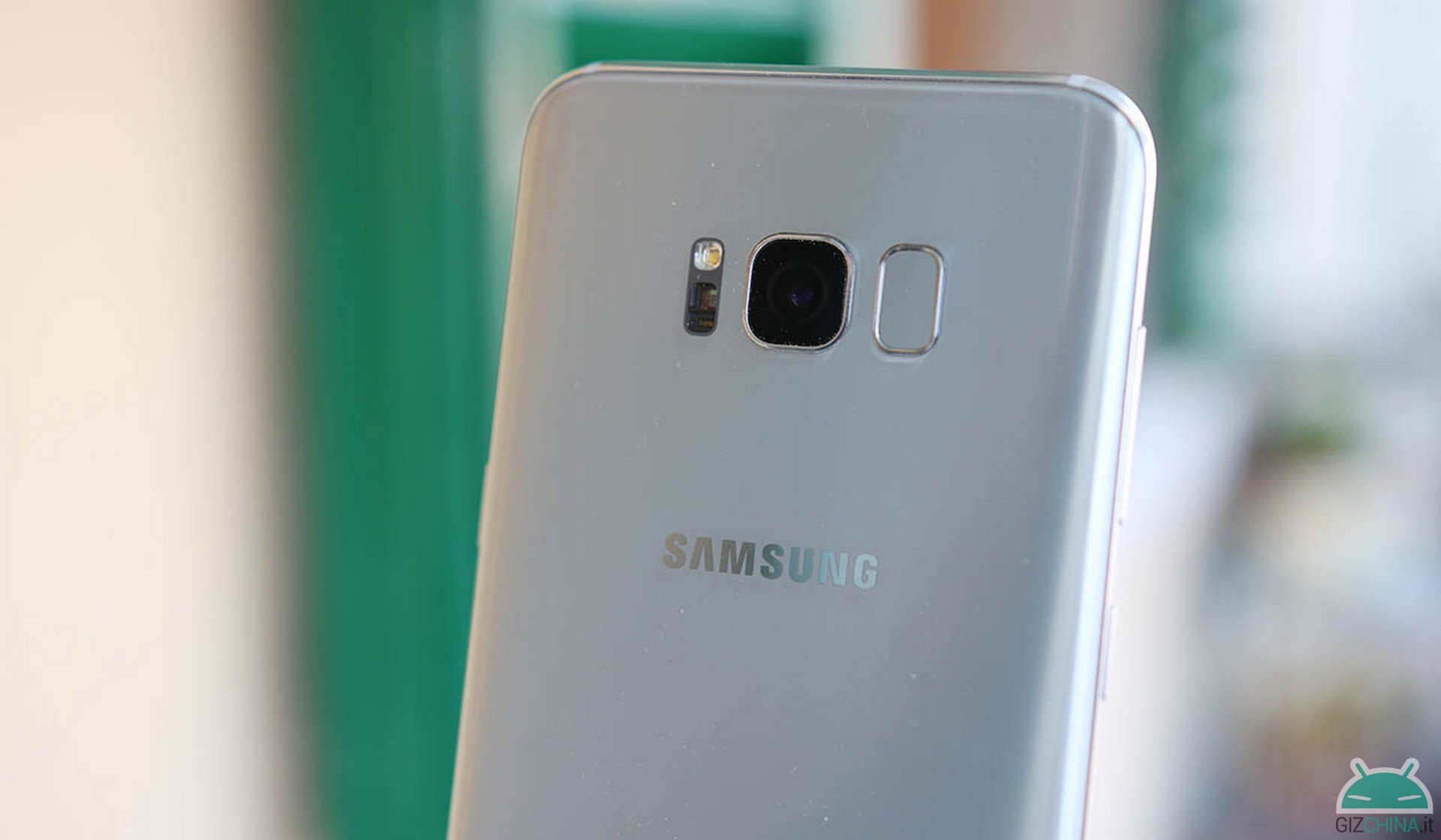 Samsung S8 Bluetooth Update