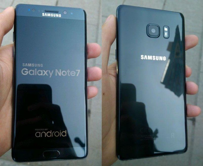 Samsung Galaxy S8 plus e Note 8: le ultime novità