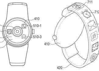 samsung brevetto smartwatch