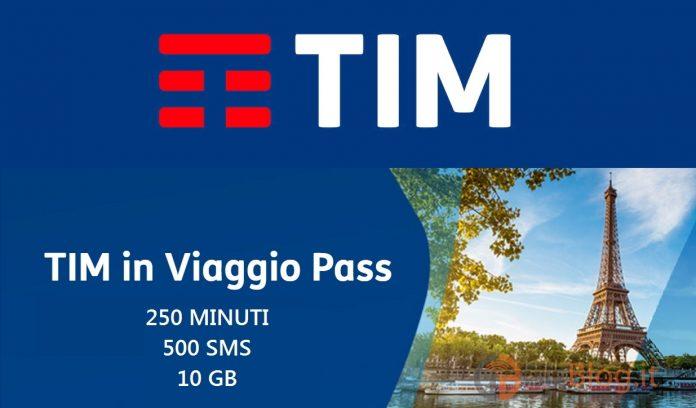 tim in viaggio pass summer edition