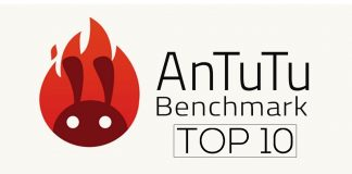 top 10 antutu benchmark smartphone più potenti