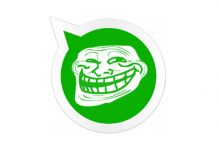 whatsapp fake