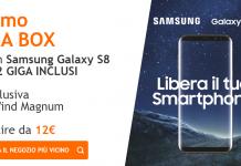 Wind GIGA BOX Samsung Galaxy S8 Wind Magnum