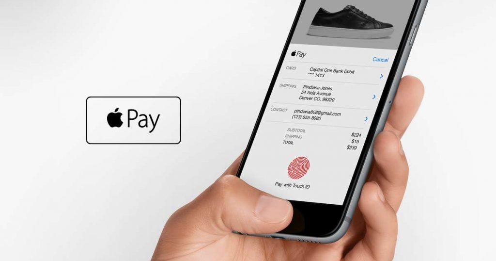 Apple Pay debutta ufficialmente in Italia