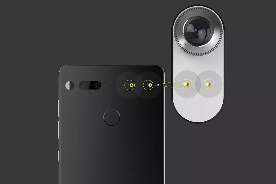 essential phone andy rubin moto mods