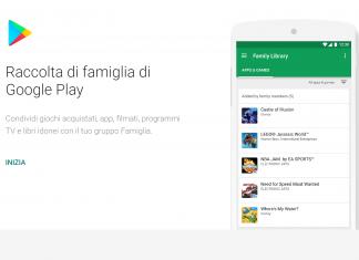 google famiglia
