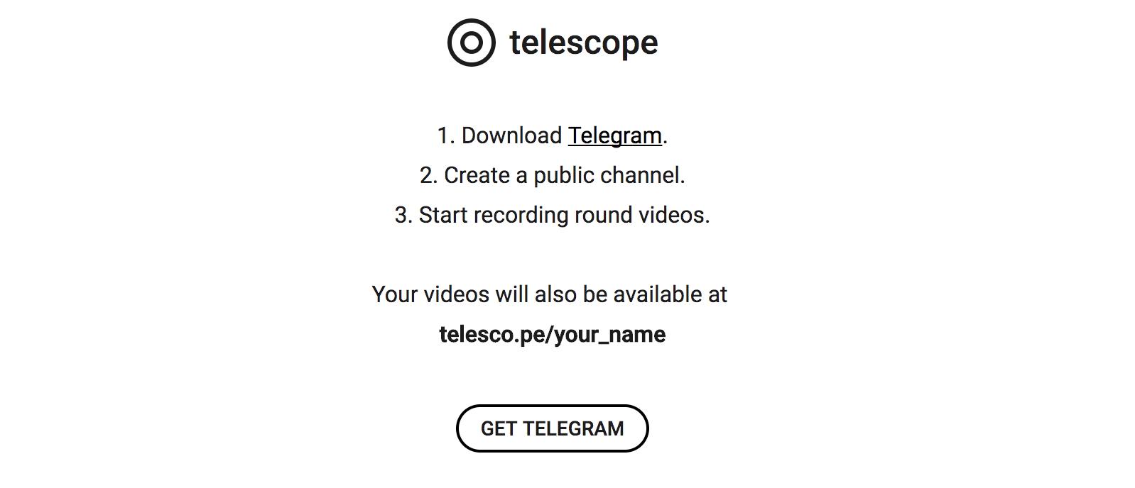 Telesco.pe