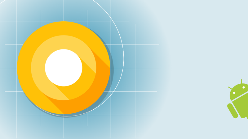Android 8.0 Oreo Nexus Pixel