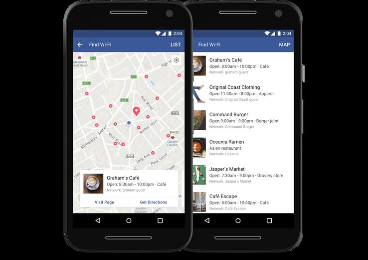 Facebook, la funzione per trovare i wifi aperti arriva in Italia