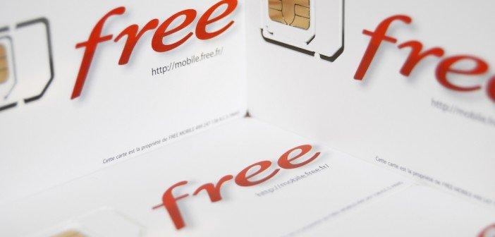 Free Mobile SIM - iliad