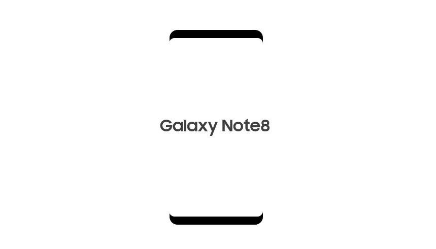 samsung galaxy note 8 evento presentazione